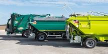 Fisciano - Noleggio automezzi trasporto rifiuti